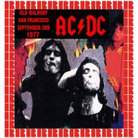 The Old Waldorf, San Francisco, September 3rd, 1977 — AC/DC