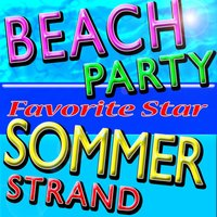 Beach Strand Party Sommer Hits — Favorite Star