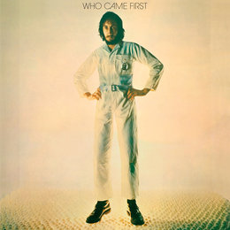 Who Came First — Pete Townshend