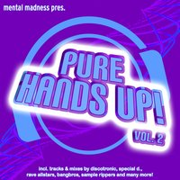 Mental Madness Pres. Pure Hands Up! Vol. 2 — Mental Madness