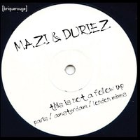 This Is Not a Follow-Up, Pt. 2 — Mazi, Duriez, Mazi|Duriez