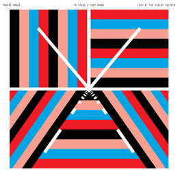 10 Years / 1000 Shows - Live at the Regent Theater — Touche Amore