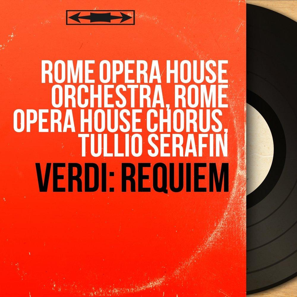 Requiem offertoire tullio serafin for House music orchestra