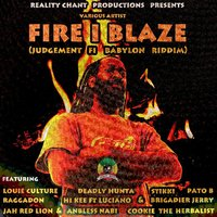 Fire I Blaze (Judgement Fi Babylon Riddim) — сборник