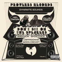 Don't Sit On The Speakers — Killah Priest, 4th Disciple