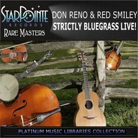 Strictly Bluegrass Live! — Don Reno & Red Smiley