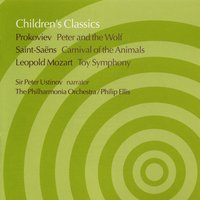 Children's Classics — Philip Ellis, Sir Peter Ustinov, Sir Peter Ustinov & Philharmonia Orchestra & Philip Ellis, Сергей Сергеевич Прокофьев