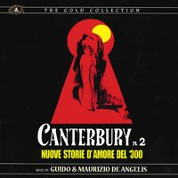 Canterbury n.2 - Nuove storie d'amore del '300 — Guido & Maurizio De Angelis