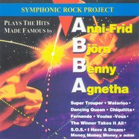 The Hits Made Famous by Abba — Symphonic Rock Project