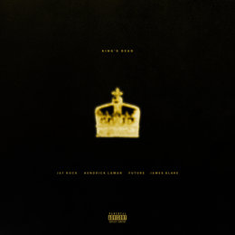 King's Dead — James Blake, Future, Jay Rock, Kendrick Lamar