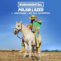 Let Me Live — Major Lazer, Rudimental