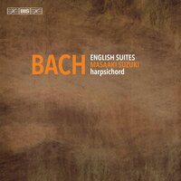 J. S. Bach: English Suites — Masaaki Suzuki, Иоганн Себастьян Бах