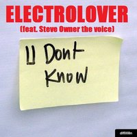 You Don't Know Ep — Electrolover