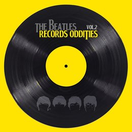 The Beatles - Records Oddities Vol 2. — The Beatles