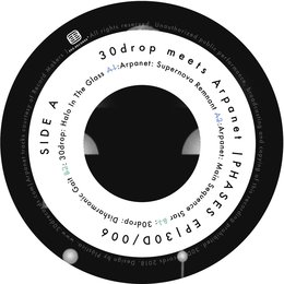 30drop Meets Arpanet - Phases EP — 30drop, Arpanet