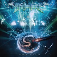In the Line of Fire — DragonForce