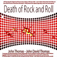 Death of Rock and Roll — John Thomas