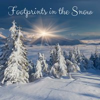 Footprints in the Snow — Rain Sounds