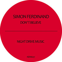 Don't Believe — Simon Ferdinand