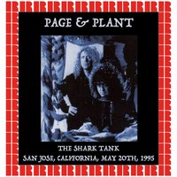 The Shark Tank San Jose, California, USA May 20th, 1995 — Jimmy Page, Robert Plant