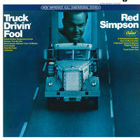 Truck Drivin' Fool — Red Simpson