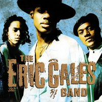 The Eric Gales Band — The Eric Gales Band