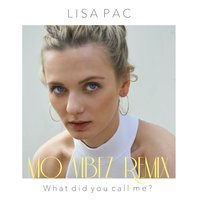 What Did You Call Me? — LISA PAC