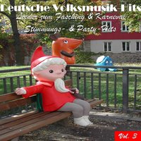 Deutsche Volksmusik Hits - Lieder zum Fasching & Karneval: Stimmungs- & Party-Hits, Vol. 3 — сборник