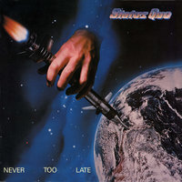 Never Too Late — Status Quo