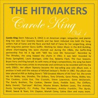 Hits Written by Carole King, Vol. 1 — The World-Band, Behindtupfers