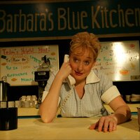 Barbara's Blue Kitchen — Lori Fischer
