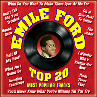 Top 20 Most Popular Tracks — Emile Ford & The Checkmates