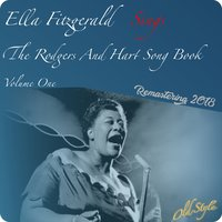 Sings The Rodgers And Hart Song Book Volume One — Ella Fitzgerald