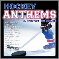 Hockey Anthems (20 Hard Cutting Tracks) — Various artists