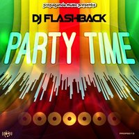DJ FLASHBACK - PARTY TIME! — сборник