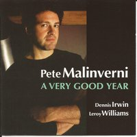 A Very Good Year — Leroy Williams, Dennis Irwin, Pete Malinverni