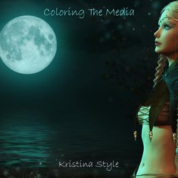 Coloring the Media — Kristina Style