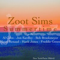 Summertime — Zoot Sims