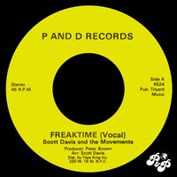 Freaktime — Scott Davis and the Movements