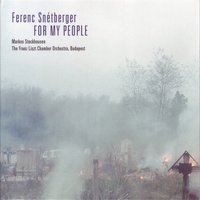 Ferenc Snétberger: For My People — Ferenc Snetberger, Markus Stockhausen, The Franz Liszt Chamber Orchestra