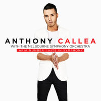 ARIA NUMBER 1 HITS IN SYMPHONY — Anthony Callea