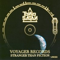Voyager Records: Stranger Than Fiction — Tonio Sagan