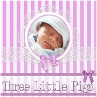 Three Little Pigs - Soft and Calm Baby Music for Sleeping and Bath Time, Soothing Lullabies with Ocean Sounds, Quiet Sounds Loop for Bedtime — Bath Time Universe