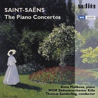 Camille Saint-Saëns: The Complete Piano Concertos — Камиль Сен-Санс, Thomas Sanderling, WDR Sinfonieorchester Köln, WDR Sinfonieorchester Köln & Thomas Sanderling