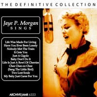Jaye P. Morgan Sings — Jaye P. Morgan