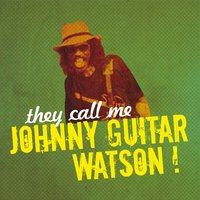 They Call Me Johnny Guitar Watson! — Johnny Guitar Watson