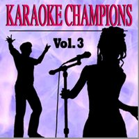Karaoke Champions, Vol. 3 — Various Artists & Karaoke Champions