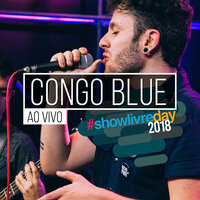 Congo Blue no #showlivreday — Congo Blue