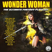 Wonder Woman - The Ultimate Fantasy Playlist — сборник