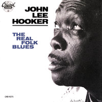 The Real Folk Blues — John Lee Hooker